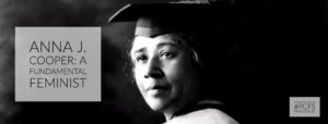 Anna Julia Cooper: The pioneer in black women's education