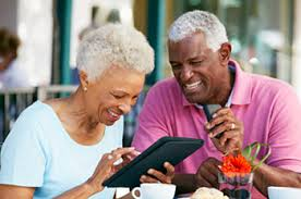Helping Seniors Get Connected Through Technology